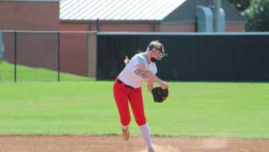 Photo of Lion Softball Momentum in Tonkawa