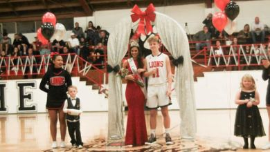 Photo of Coates Named Homecoming Queen