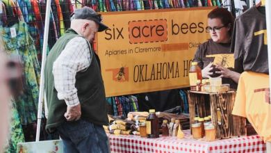 Photo of Photo Album from Luther Pecan Festival