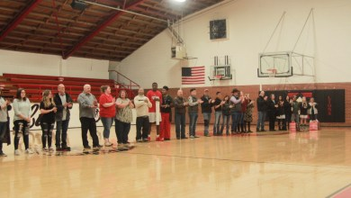 Photo of VICTORY and Senior Night for the Lions