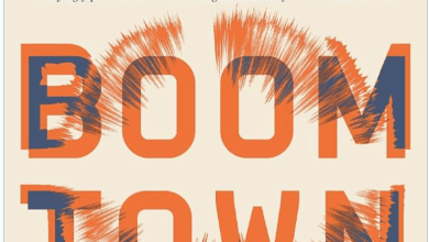 Photo of Have you read Boom Town?