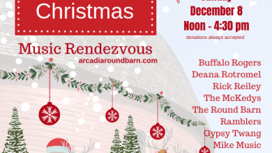Photo of Christmas Music Rendezvous at the Arcadia Round Barn