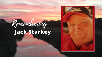 Photo of Remembering Jack Starkey