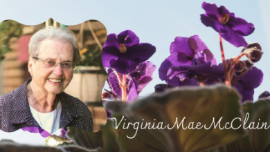 Photo of OBITUARY: Remembering the Life of Virginia Mae Booher McClain