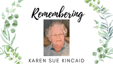 Photo of OBITUARY: Remembering Karen Sue Kincaid