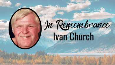 Photo of OBITUARY: Ivan Lee Church, Jr.