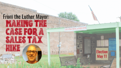 "Photo of From The Luther Mayor: ""Why a Sales Tax Increase"""