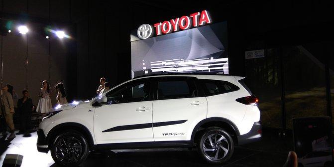 Toyota RUsh Hadir di Afrika