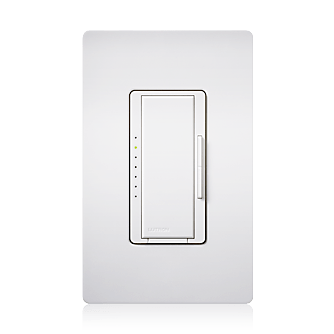 lutron claro dimensions wiring diagram plug socket maestro programmable rocker light dimmer switches use the to adjust lights manually delayed fade off feature gives you 10 60 seconds leave room combine with companion