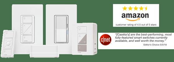 caseta wireless smart switches lutron