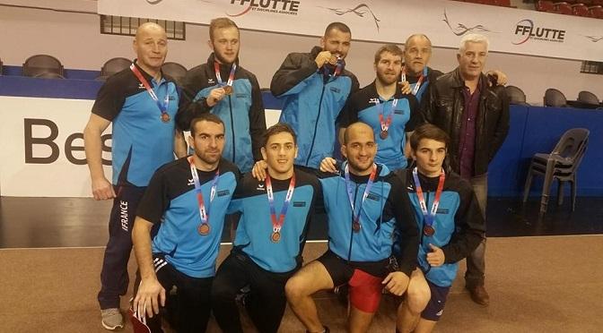 2017 - championnat de France par équipe