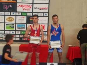 Championnat de France 2017 - Minimes, cadets et juniors lutte libre (4)