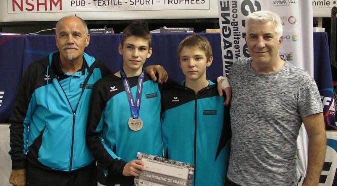 Championnats de France 2019 GRECO U15-U17-U20