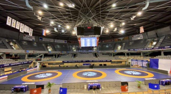 Championnat de France Séniors 2020 : 3 médailles de bronze pour l'ASLC Lutte Champforgeuil