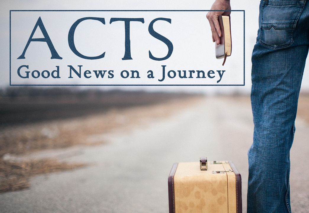 Good News on a Journey – The Gospel vs Power
