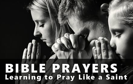 Jacob prays for salvation