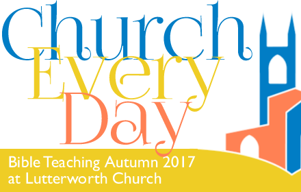Church Every Day – 1: LIVE