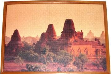 Puzzle: Templu Pergen, Burma
