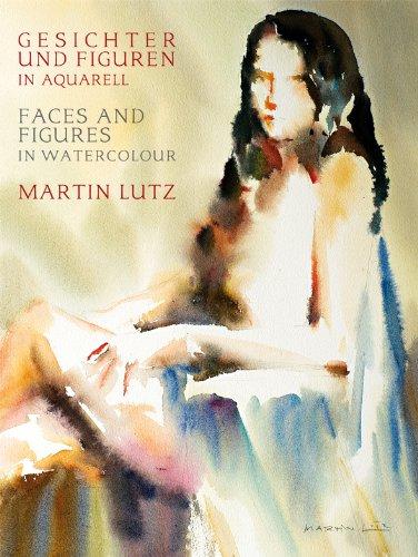 Das Portrait im Aquarell - Martin Lutz