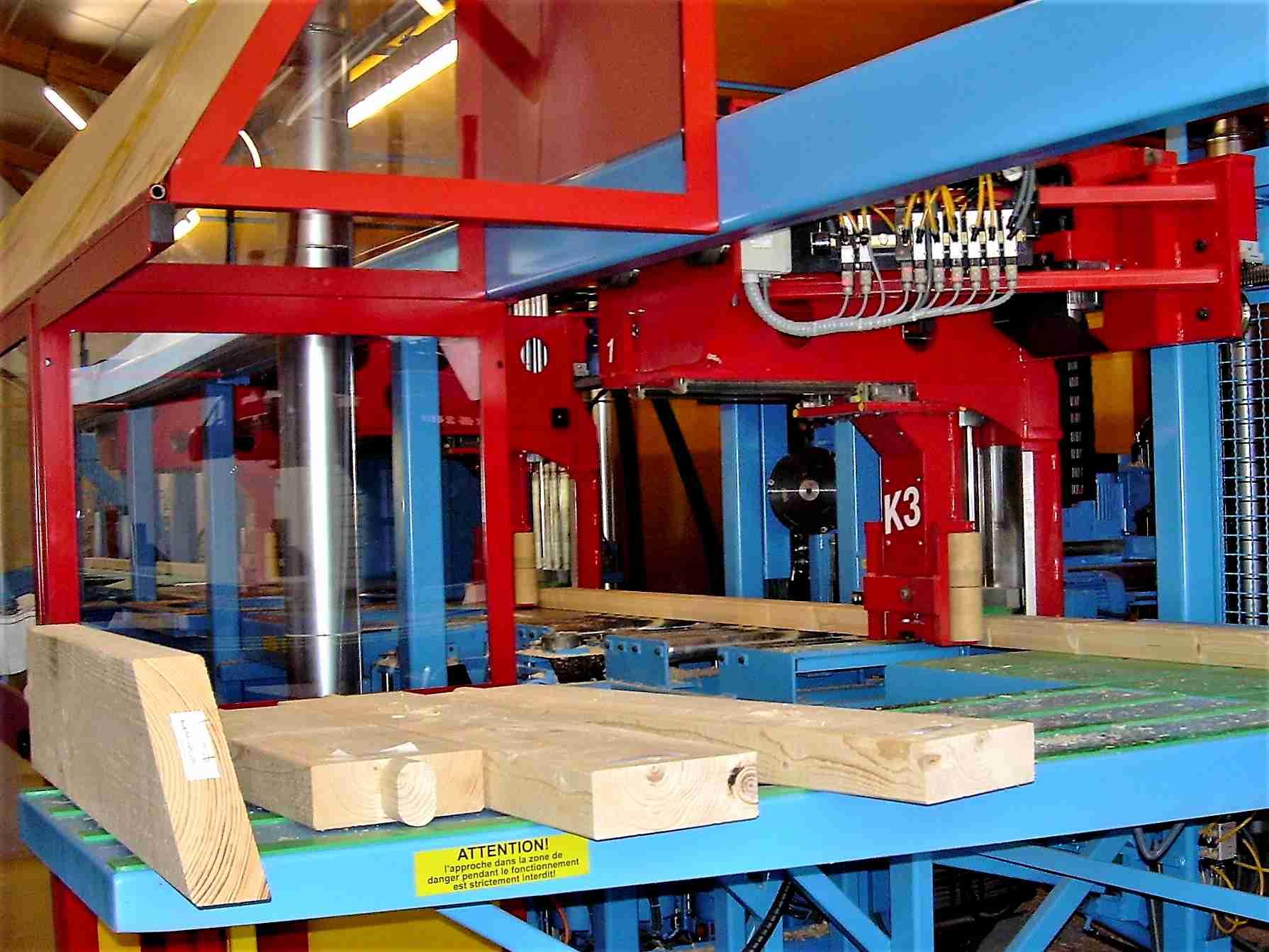 Construction de charpentes en bois en Alsace  Maisons bois LUTZ