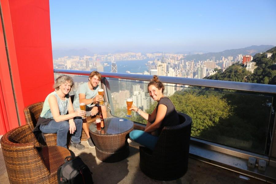Drie fantastische dagen in Hongkong!