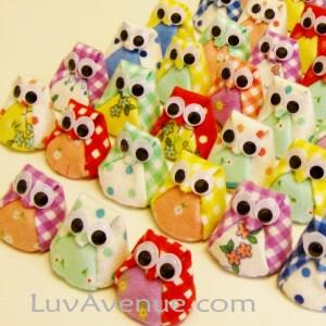 Lavender Owls