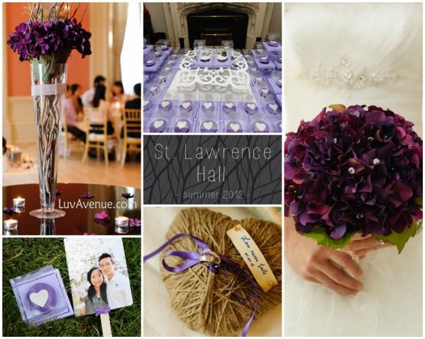 St Lawrence Hall Toronto Wedding Luv Avenue