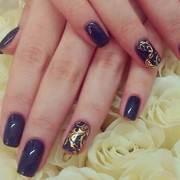 nail art stickers 3d design