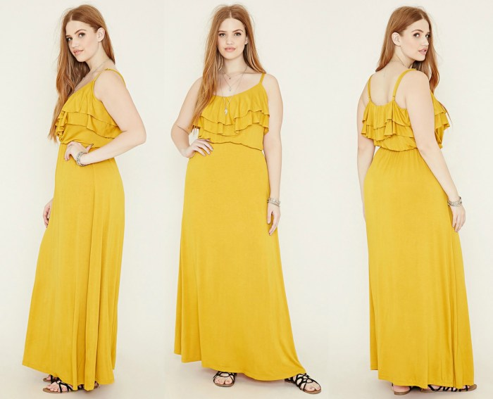The Look For Less Beyonc Yellow Lemonade Dress Plus Size Edition
