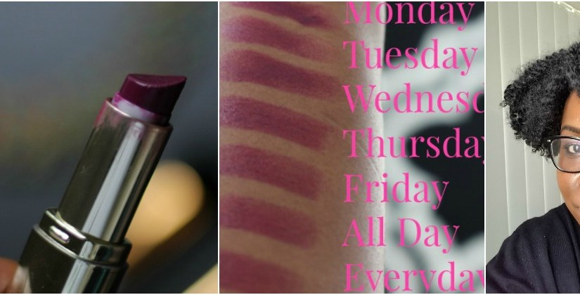 Milani Sangri Lipstick Review