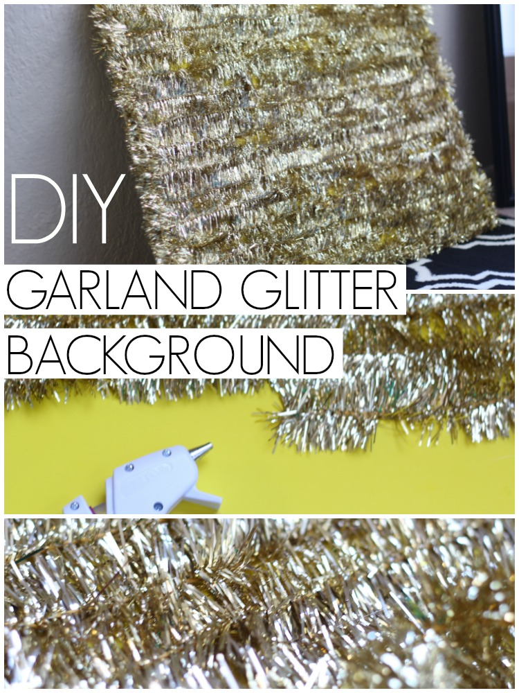 Glitter clothing store in garland