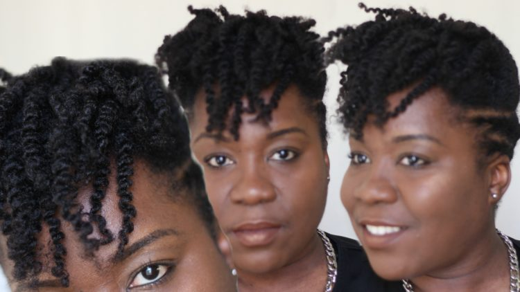 How To Get The Faux Tapered Natural Hair Look Fro Plus Fashion