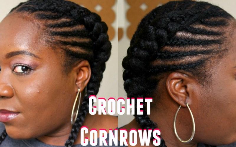 Crochet Cornrows Method