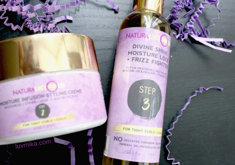 Naturalicious Hello Gorgeous Hair Care System