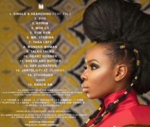 Yemi Alade Jantolo mp3 download