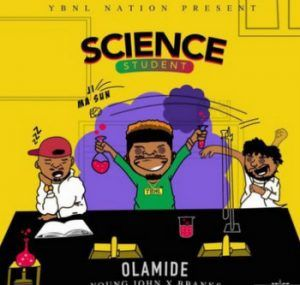 Olamide Science Student