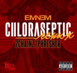 Eminem Chloraseptic Remix lyrics
