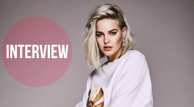 """Anne-Marie interview: """"""""I speak my mind a lot and I am not… I don't hold anything in!"""""""