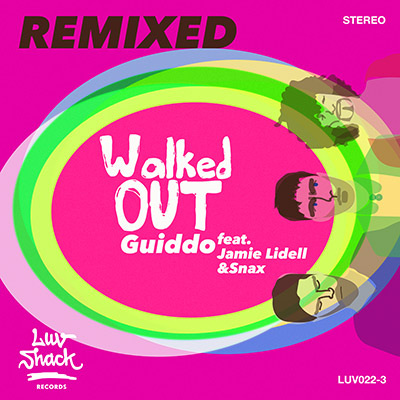 Guiddo Ft. Jamie Lidell & Snax | Walked Out (Remixes)