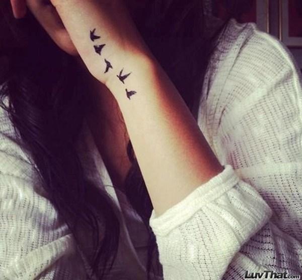 amazing wrist tattoos luvthat