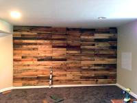 Pallet Wood Accent Wall | www.imgkid.com - The Image Kid ...