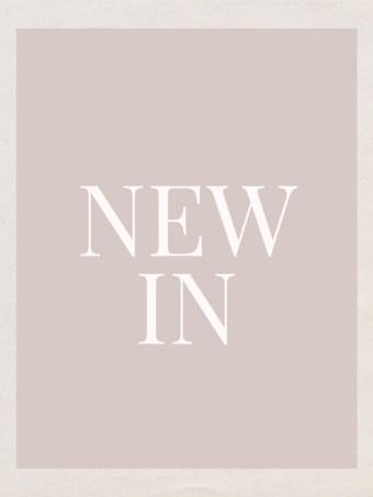.NEW IN