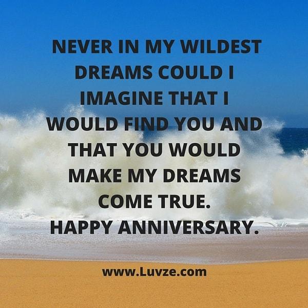 100 happy anniversary quotes