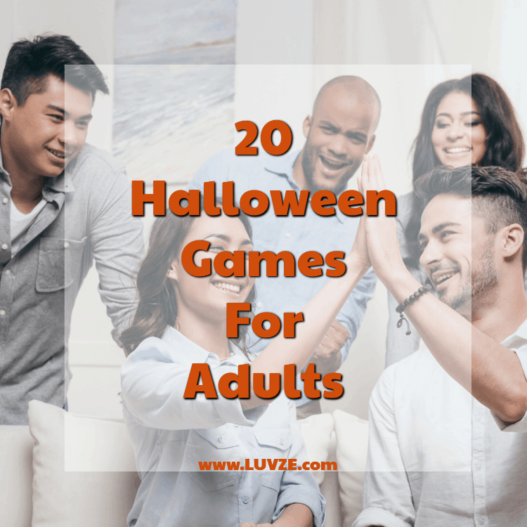20 fun halloween games