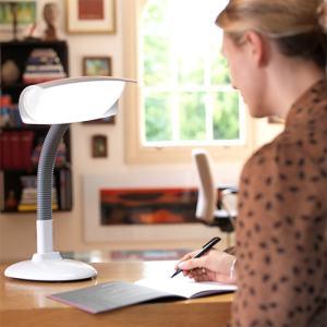 Lampe de luminotherapie Lumie New Desklamp