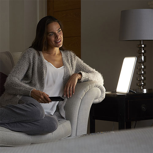 Lampe de luminotherapie Lumie Vitamin L