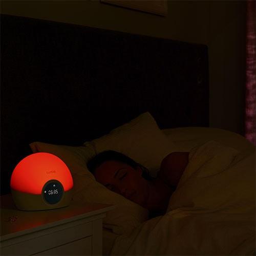 réveil simulateur d'aube Lumie Spark 100