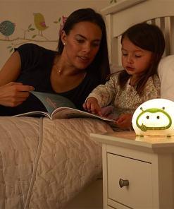 réveil simulateur de crépuscule Lumie Bedbug