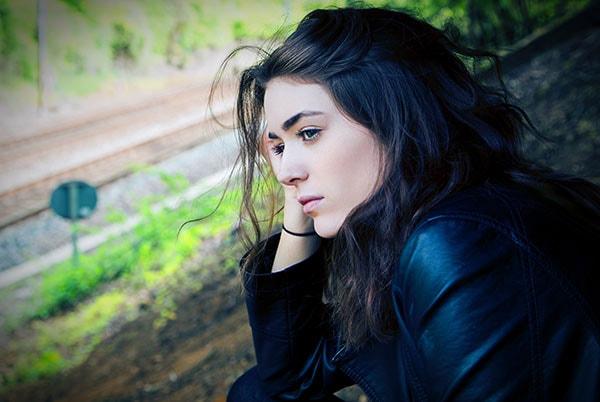 femme en depression saisonnière