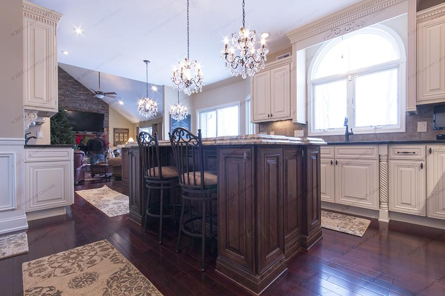 JK Cabinetry  Luxcraft Cabinets